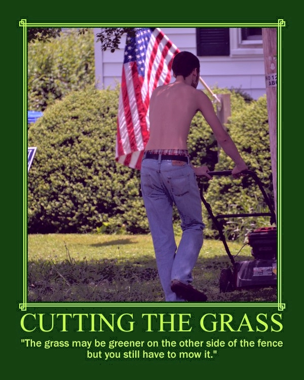 Is it ok to mow my lawn in early pregnancy? - Yahoo! UK  Ireland